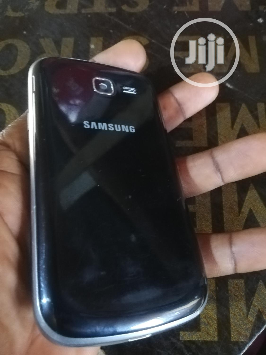 Samsung Galaxy Trend II Duos S7572 Blue | Mobile Phones for sale in Ikeja, Lagos State, Nigeria