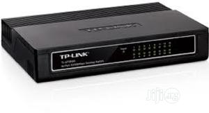 16 Port 10/100mbps Desktop Switch-tl-sf1016d | Networking Products for sale in Lagos State, Ikeja