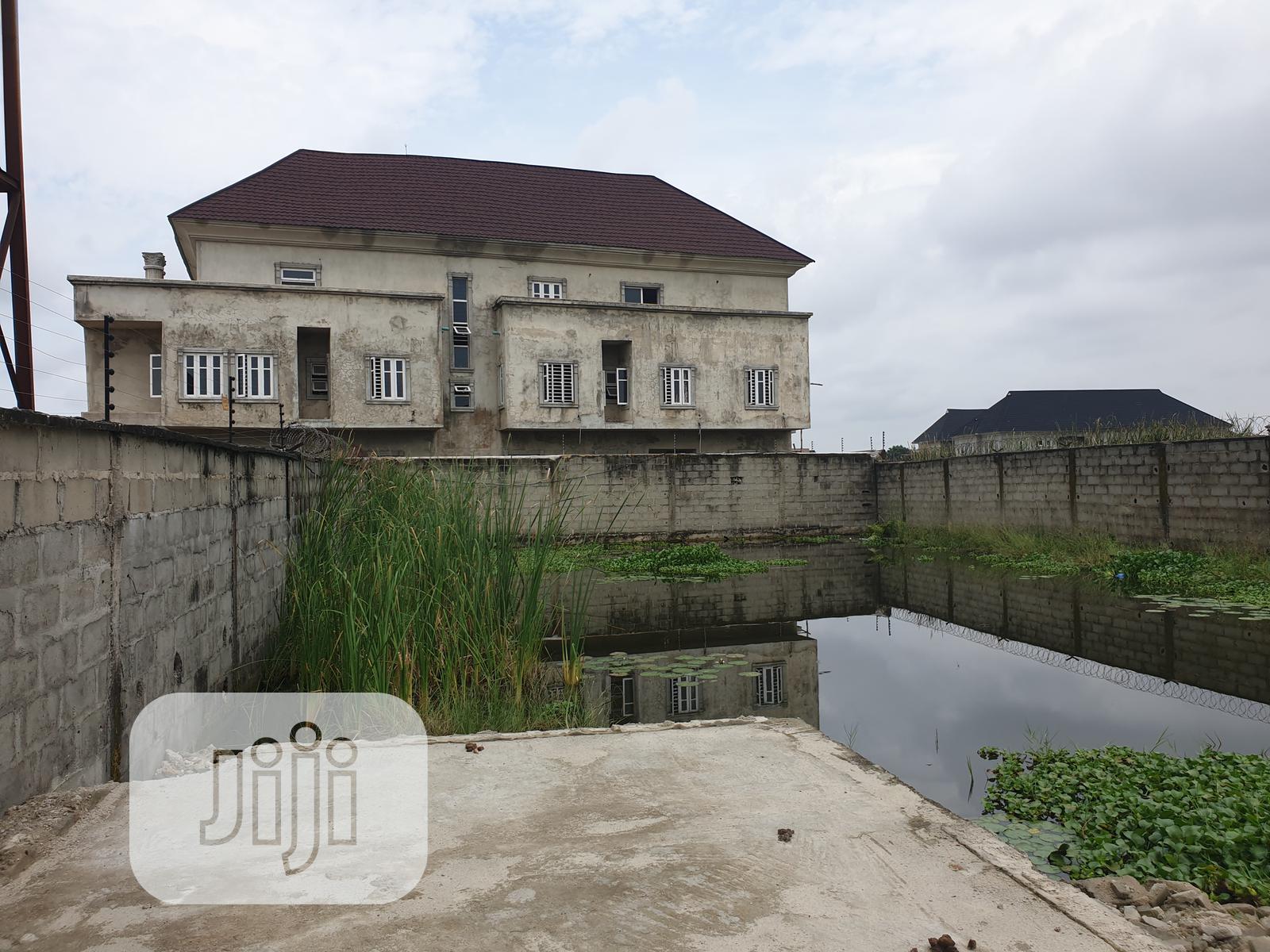 DISTRESS SALE. FULL Plot of Land in Peace Estate. Ajah