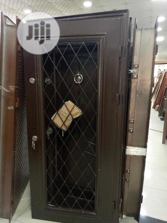 Archive: Bursley Door In Door