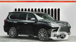 New Lexus LX 2020 570 Three-Row Black   Cars for sale in Lagos State, Ikoyi