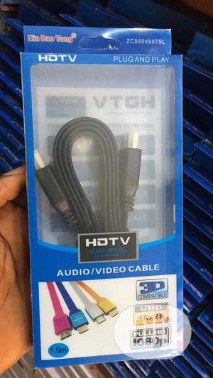 1.5m High Speed HDMI Cable   Accessories & Supplies for Electronics for sale in Lagos State, Ikeja