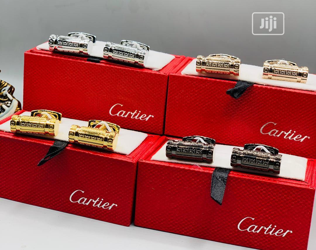 Archive: Cartier Cufflinks