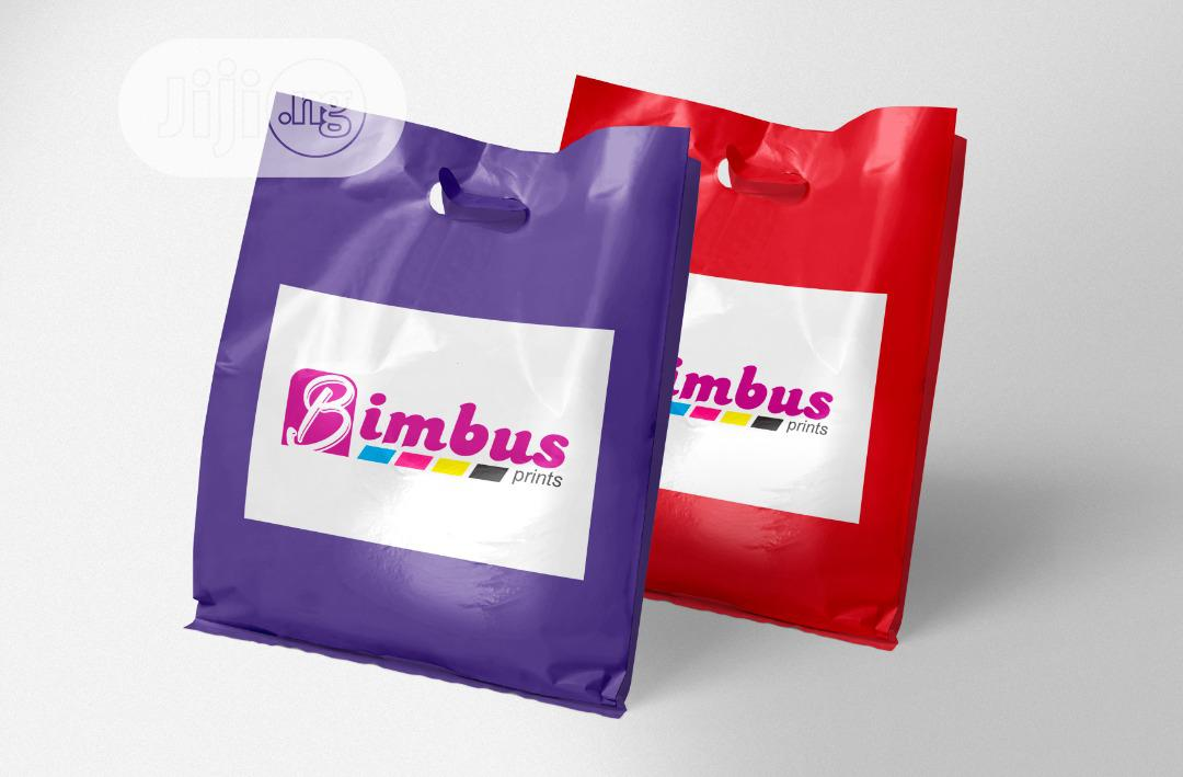 Quality Printing On Nylon Bags