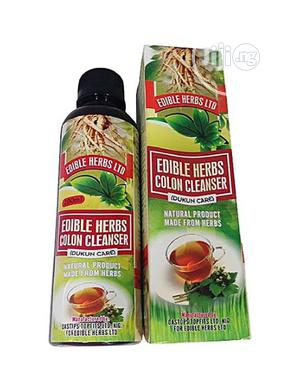 Edible Herbs Ltd Colon Cleanser for Gonorrhea, STD Other I | Vitamins & Supplements for sale in Lagos State, Ikeja