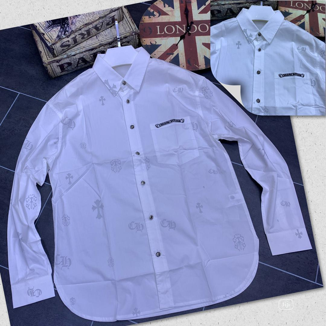 Chrome Heart Shirts   Clothing for sale in Lagos Island (Eko), Lagos State, Nigeria
