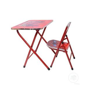 Character Children Chair And Table | Children's Furniture for sale in Lagos State, Ikeja