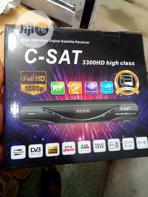 C Sat Decoder Free to Air | TV & DVD Equipment for sale in Lagos State, Lekki