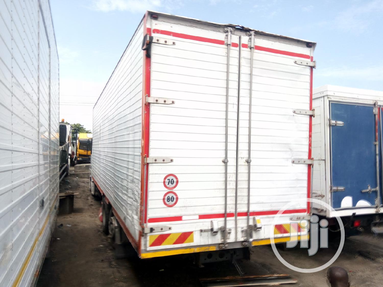 Mercedes-benz Actros 2005 White | Trucks & Trailers for sale in Apapa, Lagos State, Nigeria