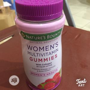Nature'S Bounty Women'S Multivitamin Gummies With Collagen | Vitamins & Supplements for sale in Lagos State, Ikorodu