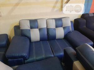 7 Sitter Leather Sofa Chair | Furniture for sale in Lagos State, Ojo
