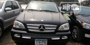 Mercedes-Benz M Class 2005 Black   Cars for sale in Lagos State, Apapa