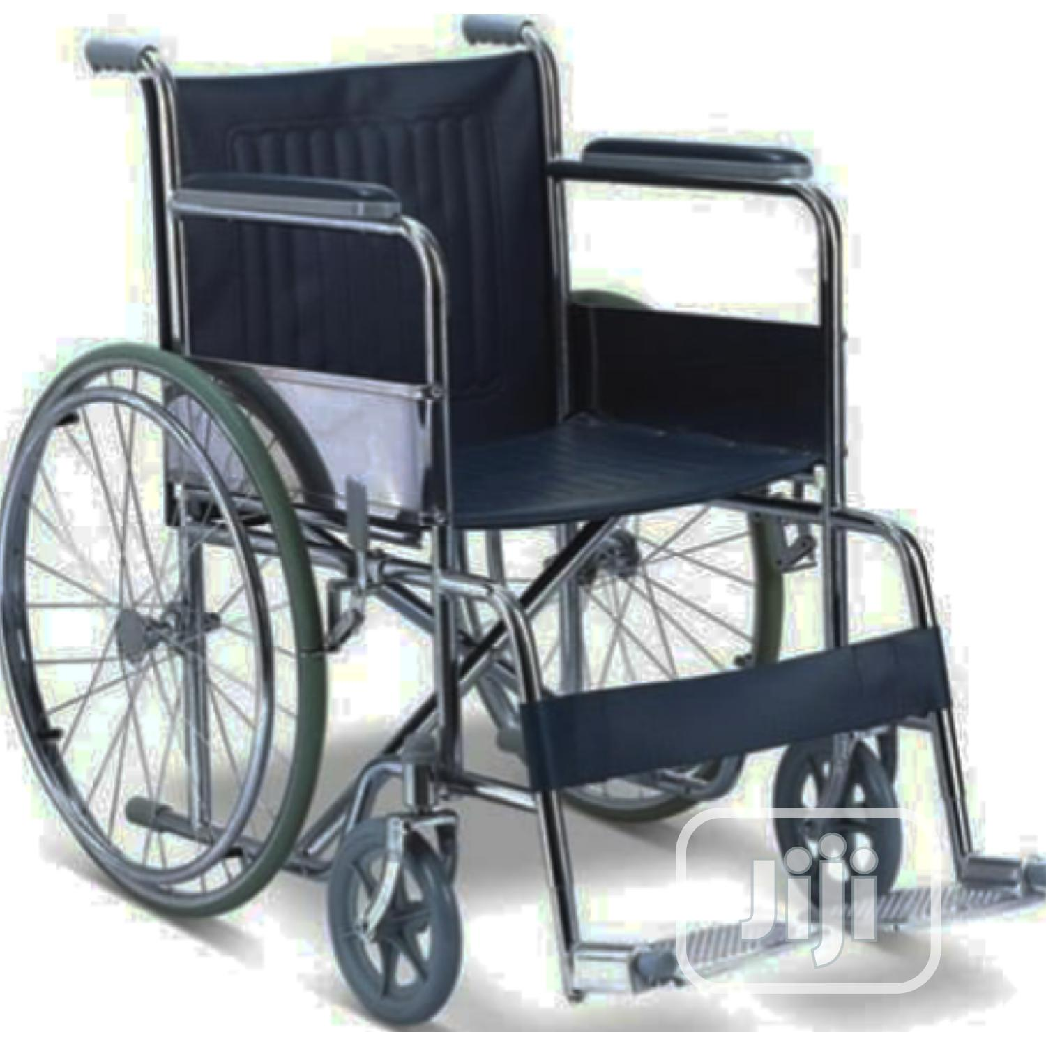 Wheel Chair | Medical Supplies & Equipment for sale in Amuwo-Odofin, Lagos State, Nigeria