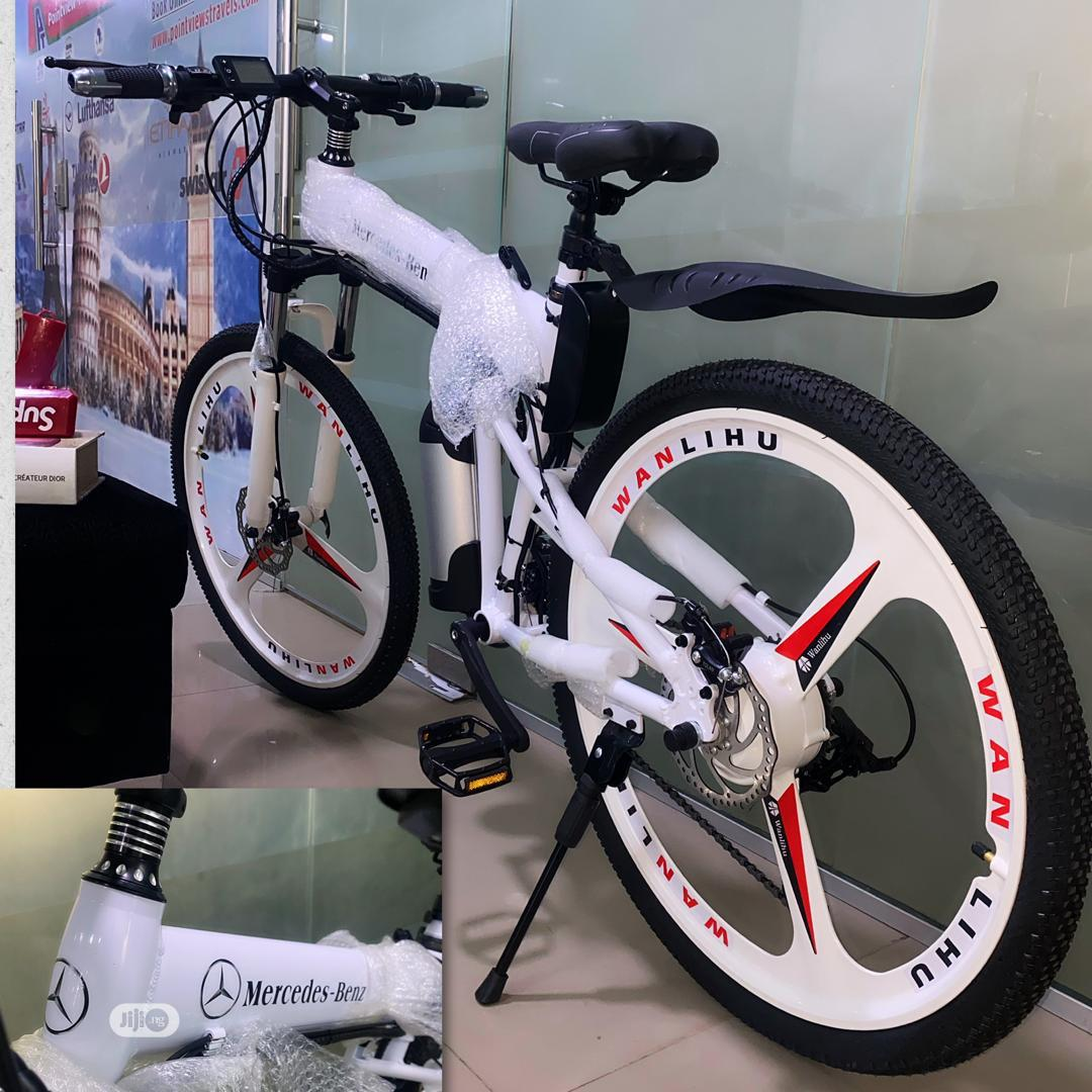 2020 Mercedes Benz Gigabyke 500W Swift Electric Bike