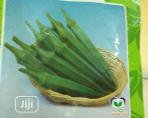 Hybrid Okra Seeds For Sale | Feeds, Supplements & Seeds for sale in Lagos State, Ojodu