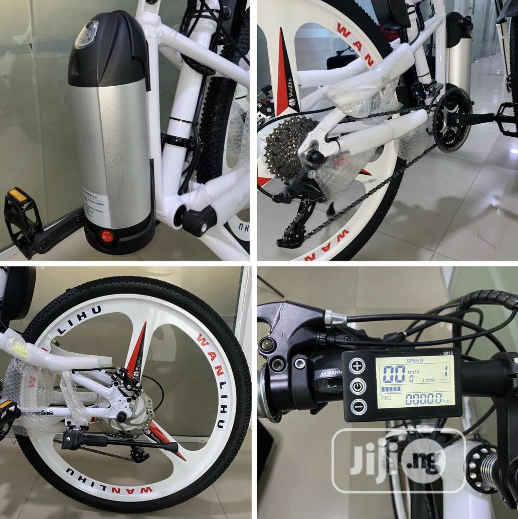 2020 Mercedes Benz Gigabyke 500W Swift Electric Bike | Sports Equipment for sale in Ikeja, Lagos State, Nigeria