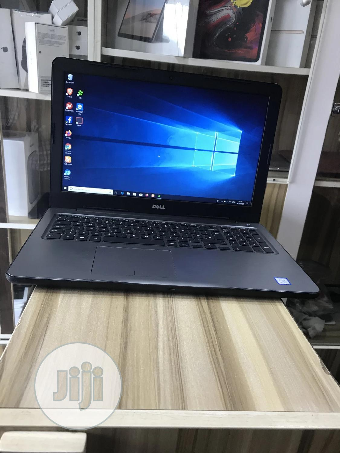 Laptop Dell Inspiron 15 5567 8GB Intel Core I5 HDD 1T | Laptops & Computers for sale in Ikeja, Lagos State, Nigeria