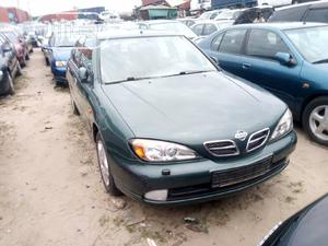 Nissan Primera 2000 2.0 D Wagon Green | Cars for sale in Lagos State, Apapa