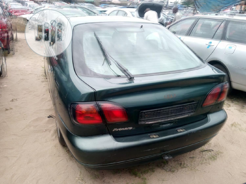 Nissan Primera 2000 2.0 D Wagon Green | Cars for sale in Apapa, Lagos State, Nigeria