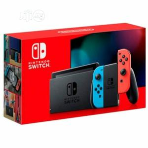 Nitendo Switch Blue And Red Joycon | Video Game Consoles for sale in Lagos State, Ikeja