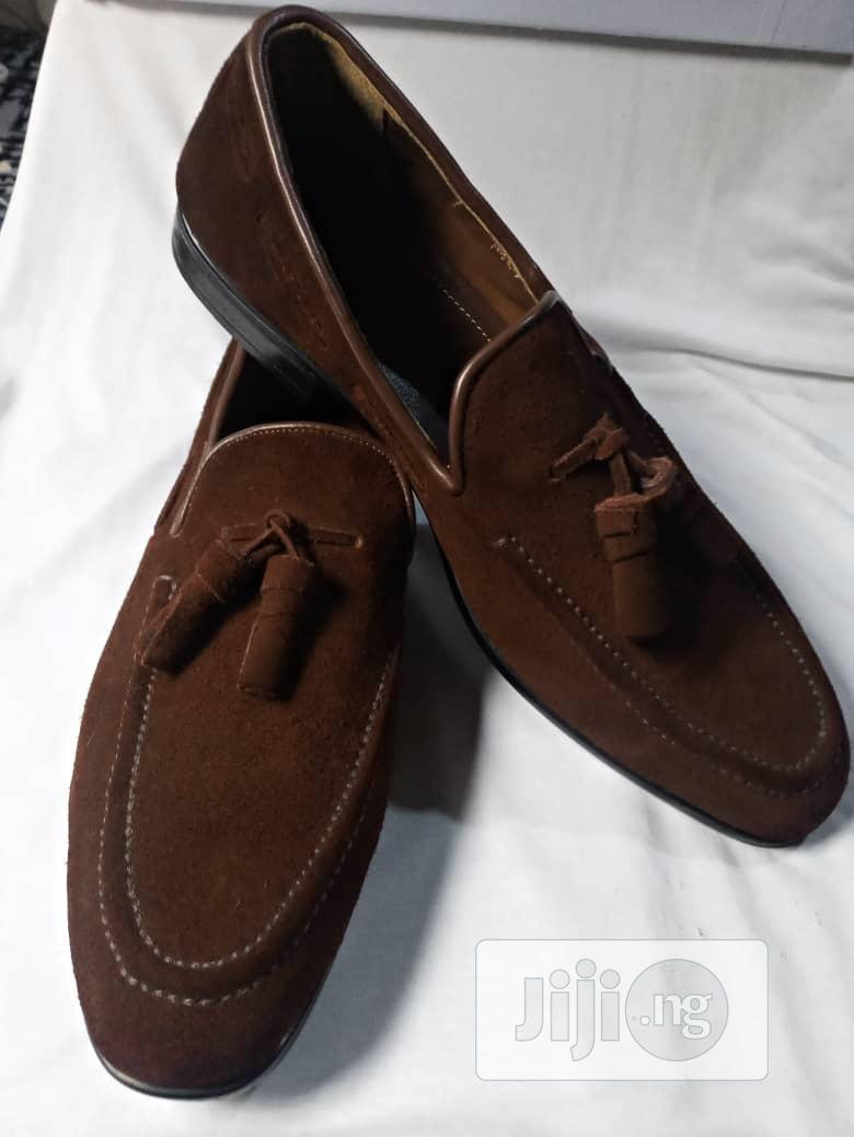 Classy Brown Men Shoe   Shoes for sale in Gwarinpa, Abuja (FCT) State, Nigeria