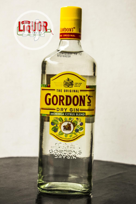 Archive: Gordons Moringa Citrus Dry Gin