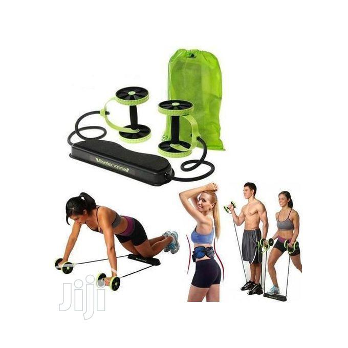 Revoflex Extreme Workout Abs Wheel