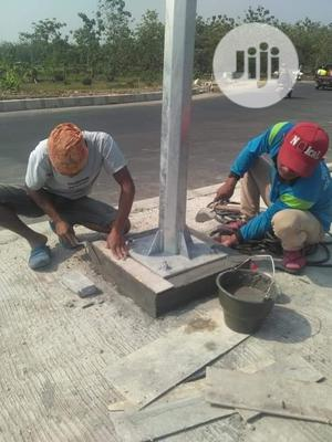 Street Light Pole   Manufacturing Services for sale in Lagos State, Ikoyi