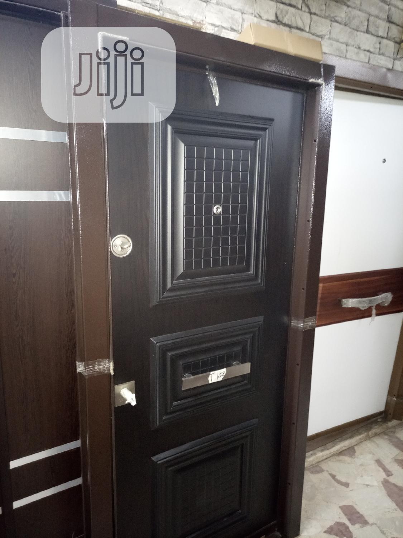 Archive: 3ft Armored Turkish Luxury Security Door