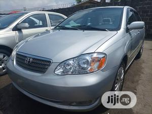 Toyota Corolla 2006 1.6 VVT-i Silver | Cars for sale in Lagos State, Apapa