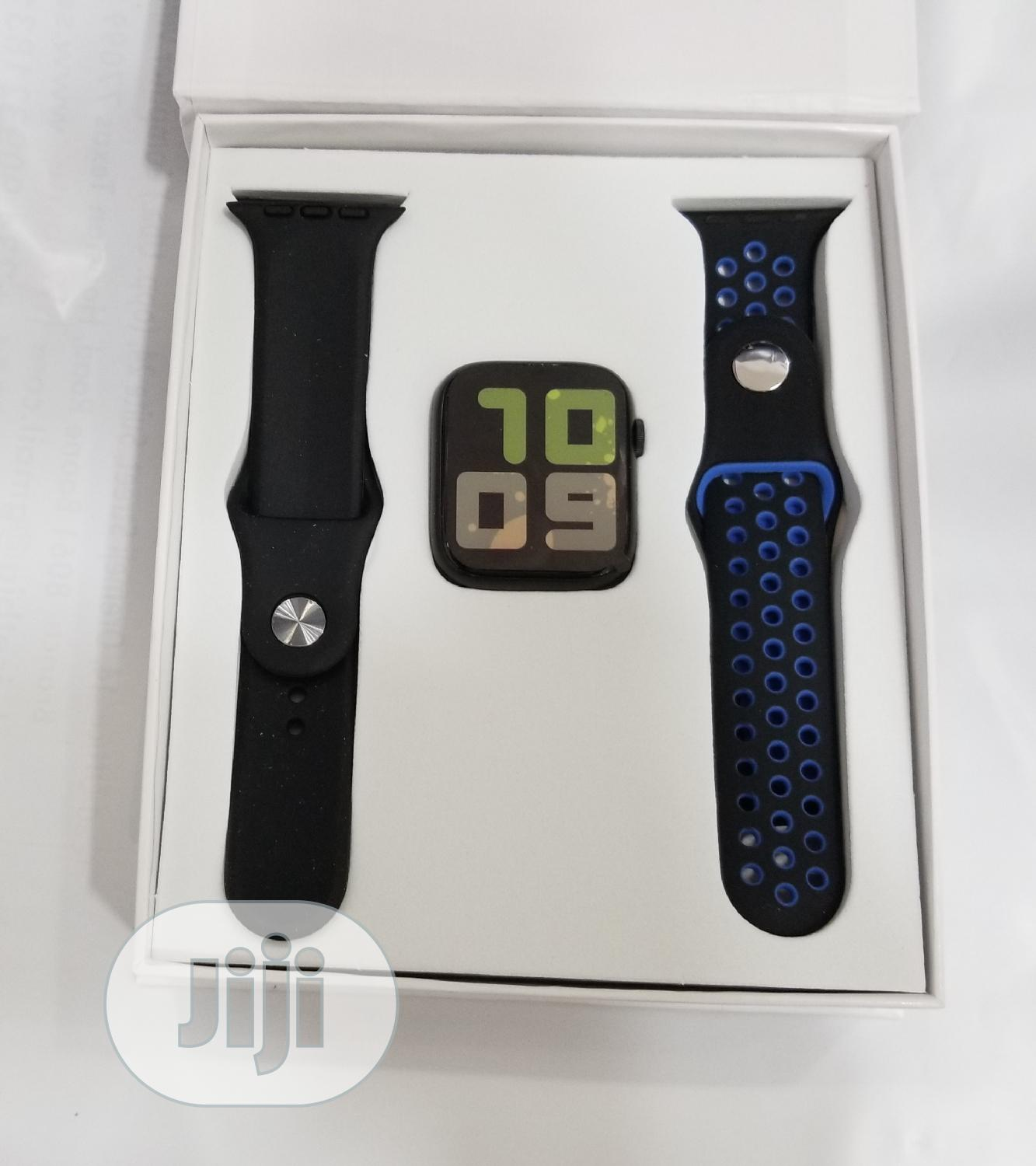 Smart Watch T55 | Smart Watches & Trackers for sale in Ikeja, Lagos State, Nigeria