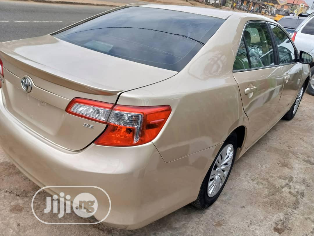 Toyota Camry 2012 Gold   Cars for sale in Egbe Idimu, Lagos State, Nigeria