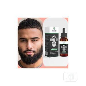 Teemu Premium Professional Organic Beard Growth Oil   Hair Beauty for sale in Lagos State, Surulere