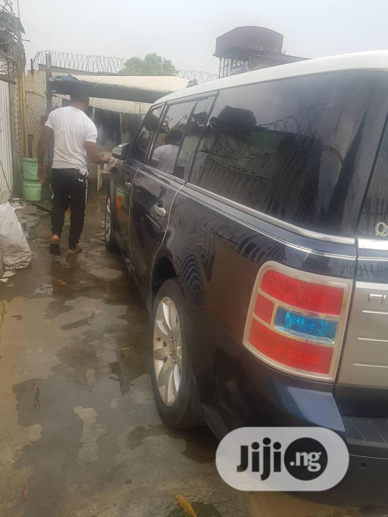 Ford Flex 2010 Blue | Cars for sale in Ipaja, Lagos State, Nigeria