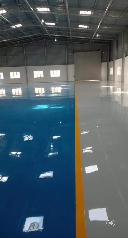 Epoxy Floor | Building & Trades Services for sale in Benin City, Edo State, Nigeria