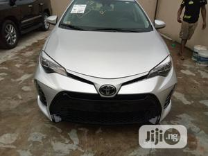 Toyota Corolla 2017 Silver | Cars for sale in Lagos State, Surulere