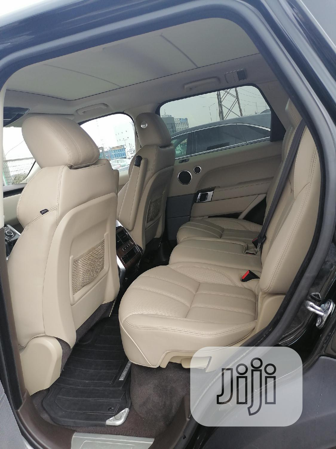 Land Rover Range Rover Sport 2016 HSE 4x4 (3.0L 6cyl 8A) Black   Cars for sale in Lekki, Lagos State, Nigeria
