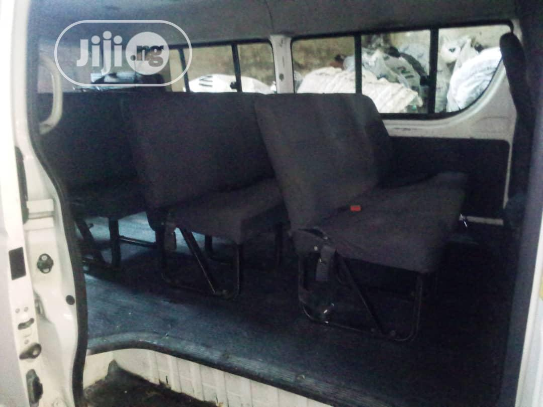 Very Clean Tokunbo Toyota Haice Bus (Hummer 2), Manual | Buses & Microbuses for sale in Surulere, Lagos State, Nigeria