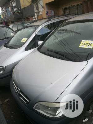 Opel Zafira 2001 Silver | Cars for sale in Lagos State, Apapa