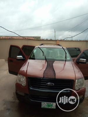 Ford Explorer 2009 Brown | Cars for sale in Lagos State, Ifako-Ijaiye