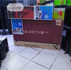 Direct LG Korea 55 Smart UHD 4K Internet Facilities Netflix | TV & DVD Equipment for sale in Lagos State, Ikeja