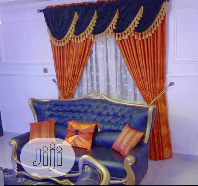 Quality Presidential Curtains For Your Home And Office | Home Accessories for sale in Ajah, Lagos State, Nigeria