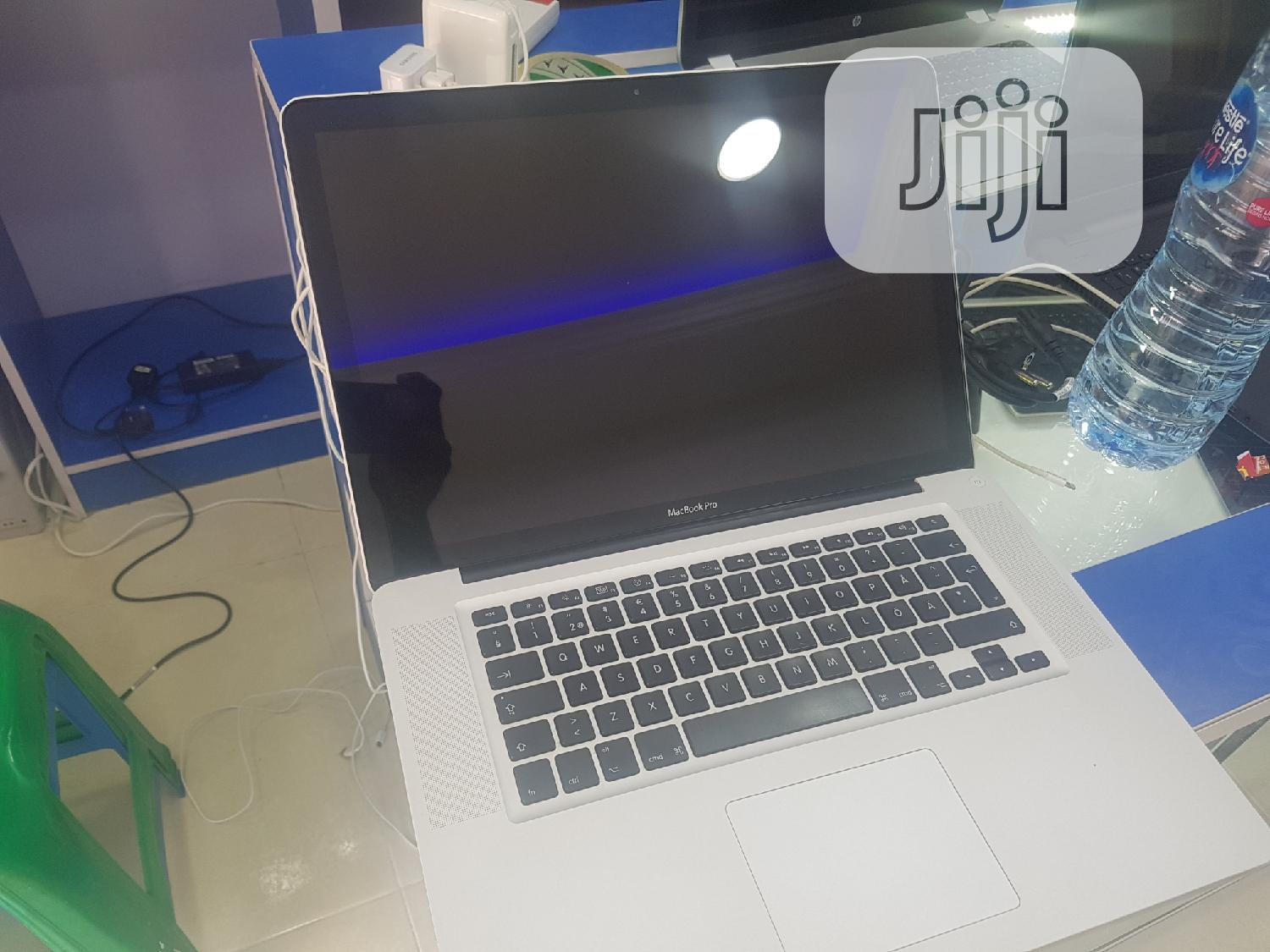Laptop Apple MacBook Pro 8GB Intel Core i5 HDD 500GB   Laptops & Computers for sale in Wuse 2, Abuja (FCT) State, Nigeria