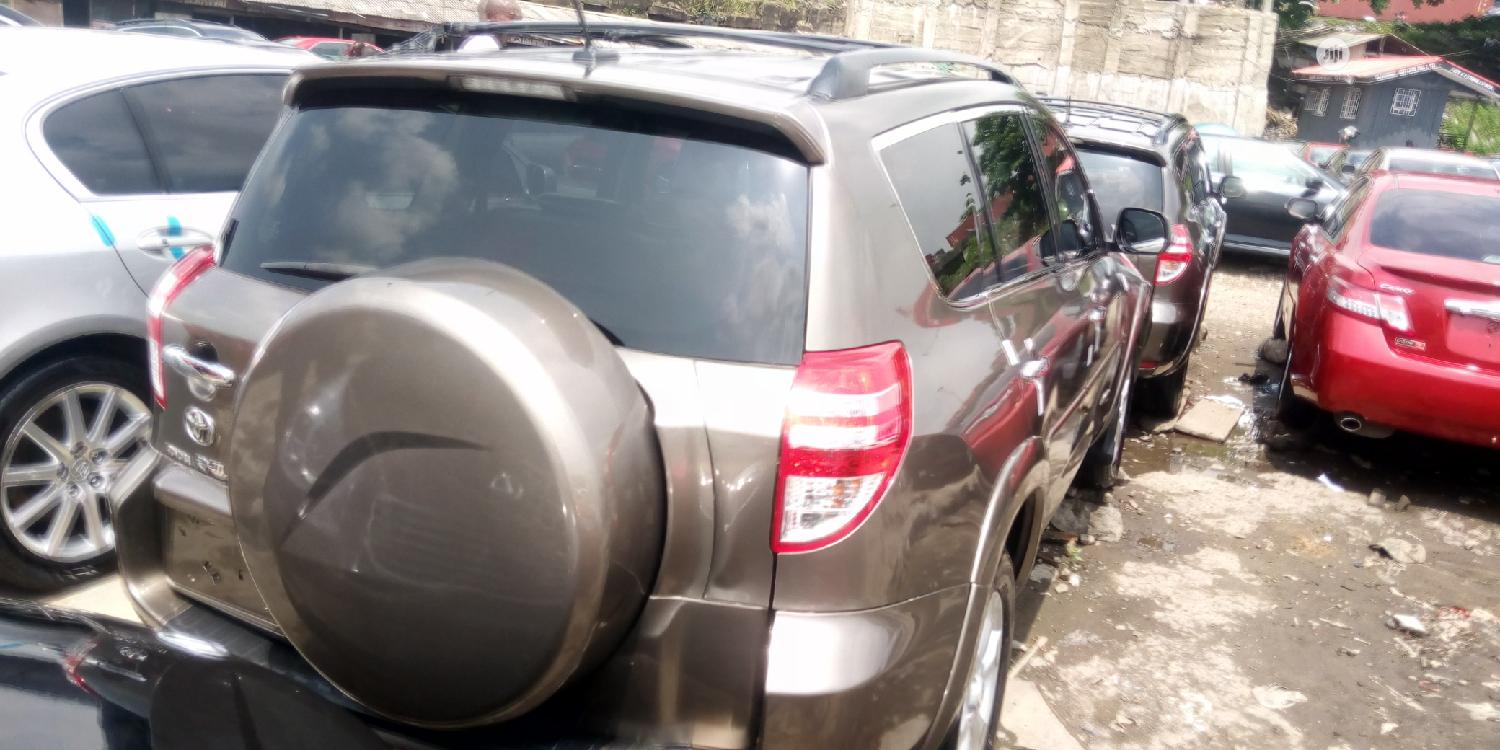 Toyota RAV4 2010 2.5 Limited Brown | Cars for sale in Apapa, Lagos State, Nigeria