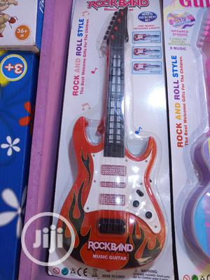 Rockband Guitar for Kids   Toys for sale in Lagos State, Ojodu