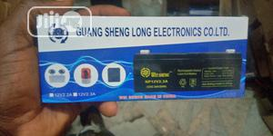 Weisheng Rechargeable Battery 12V 2.3ah | Solar Energy for sale in Lagos State, Ikeja