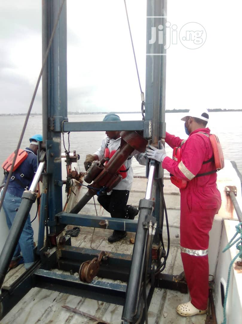 Surveys, Bathymetrics ,Geophysics,Aqua Investigation,Topo. | Other Services for sale in Ikeja, Lagos State, Nigeria