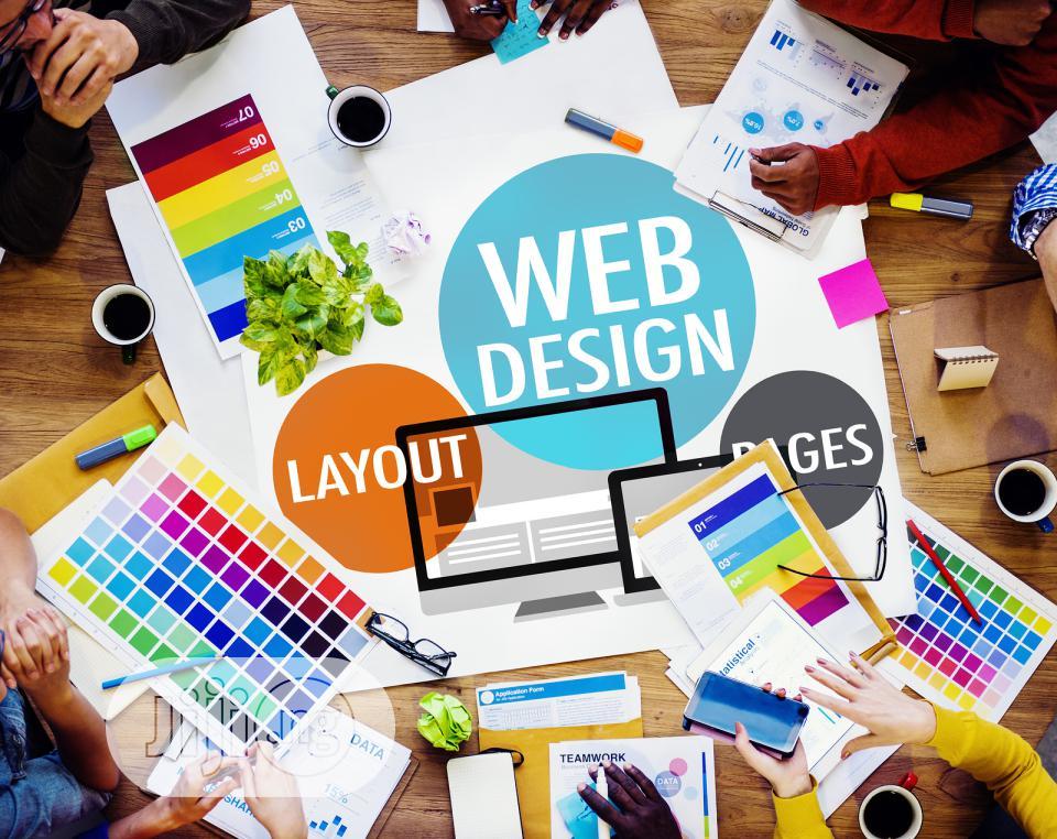 I Will Design & Develop A Clean & Modern Wordpress Website | Computer & IT Services for sale in Warri, Delta State, Nigeria