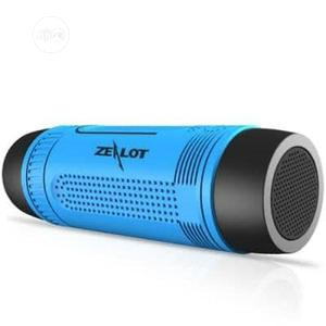 Zealot S1 Bluetooth Speaker   Audio & Music Equipment for sale in Lagos State, Ikeja