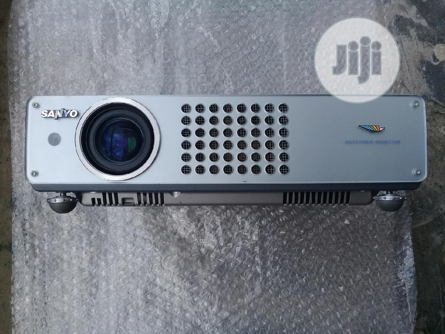 Sanyo Projector | TV & DVD Equipment for sale in Isolo, Lagos State, Nigeria
